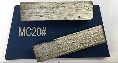 Eibenstock 235 - diamantsegment korn 20