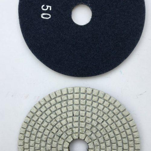 Diamant rondel ø125 mm - korn 50