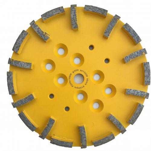 Ø 250 mm Slibeskive for Bewag, Asuga, Adamas m.m.