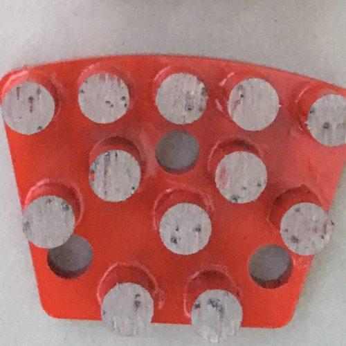 Diatech KUBIK MAX diamant segmenter